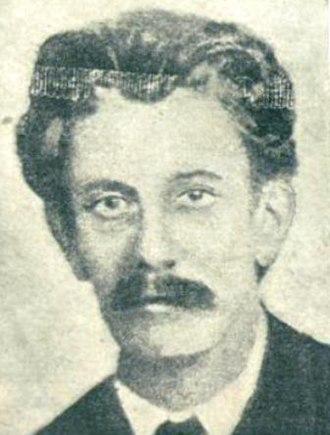 Friedrich Adler (politician) - Friedrich Adler, about 1917