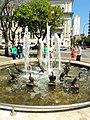 Fuente... Plaza 25 de Mayo - panoramio.jpg