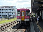 Furawa 2000 series at Hojomachi Station.jpg