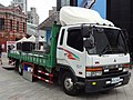 Fuso FK KEA-2365 in front of The Red House 20171111.jpg