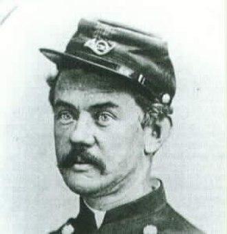 Frederick Benteen - Frederick Benteen circa 1865