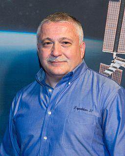 Fyodor Yurchikhin Russian cosmonaut