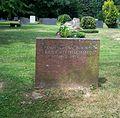 Göttingen Stadtfriedhof Grab Ernst Kleinschmidt.JPG