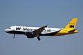 G-MRJK A320-214 Monarch(new c-s) PMI 26MAR12 (7275015266).jpg