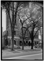 GENERAL VIEW OF FRONT - Dutch Reformed Church, Syracuse, Onondaga County, NY HABS NY,34-SYRA,24-1.tif