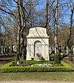 GER — BY — München — St.-Martins-Platz 1 (Ostfriedhof — Grabstätte Peter Kreuder) 2020.JPG