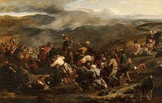 John Graham, 1st Viscount Dundee - Drumclog, 1 June 1679; Claverhouse was unexpectedly defeated by a Covenanter force