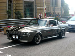 shelby mustang wikipediagt500 eleanor jpg · 1968 ford mustang