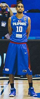 Gabe Norwood Filipino-American basketball player