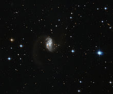 galaxy merger wikipedia