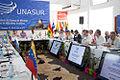 Galapagos - Ecuador, 23 de Mayo del 2014. Segunda Reunión de la sesión de trabajo de la Reunión de MInistras y MInistros de Relaciones Exterioresde Los países miembros del UNASUR. (14252540935).jpg