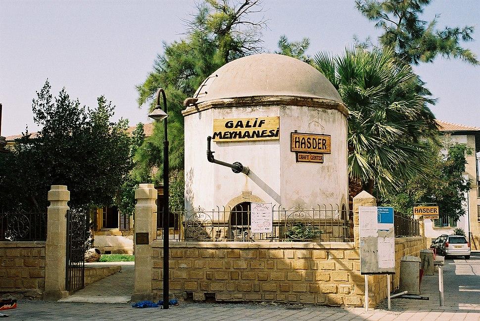 Galif Meyhanesi (Selimiye Mosque)