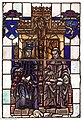 Galloway (Right) and Hector Boece (Left) from Maclachlan window in the Old Arts Library University of Aberdeen - glass by Douglas Strachan.jpg