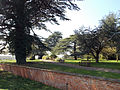 Gardens and Ha-ha at south of Wollaton Hall, Nottingham, England 02.jpg