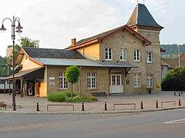 Diekirch railway station