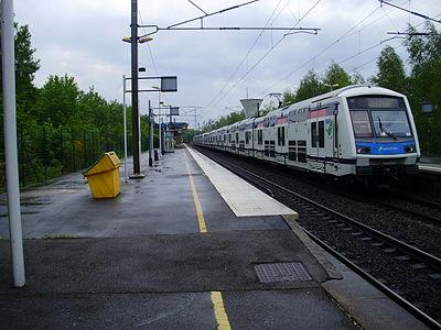 Station Ozoir-la-Ferrière