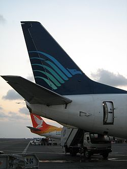 Garuda Adam Air