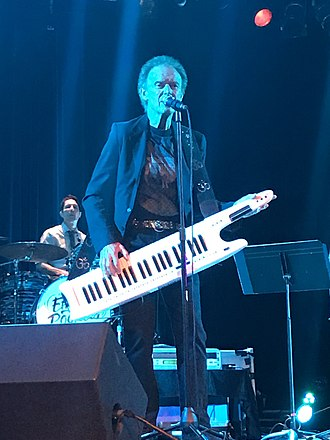 Gary Wright - Wright performing in 2016