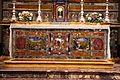Gaspare Maria Paoletti (dis.), altare in pietre dure della basilica di san lorenzo, 1787, 01.jpg