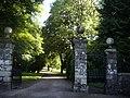 Gateposts at drive to Glenbervie House - geograph.org.uk - 1387856.jpg