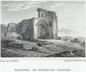 Gateway of Denbigh castle