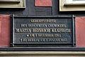 Gedenktafel an der Geburtsstätte Martin Heinrich Klaproths in Wernigerode.jpg