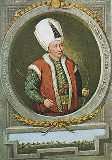 Osman II Sultan of the Ottoman Empire