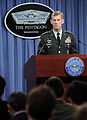 Gen. McChrystal News Briefing2010.jpg