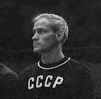 Gennady Garbuzov - Garbuzov at the 1952 Olympics
