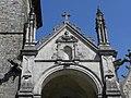 Gennes-sur-Seiche (35) Église Saint-Sulpice Façade ouest 10.jpg