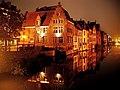 Gent, Belgium by night. - panoramio.jpg