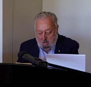 Geoff Harvey Australian musician, composer and conductor (1935–2019)