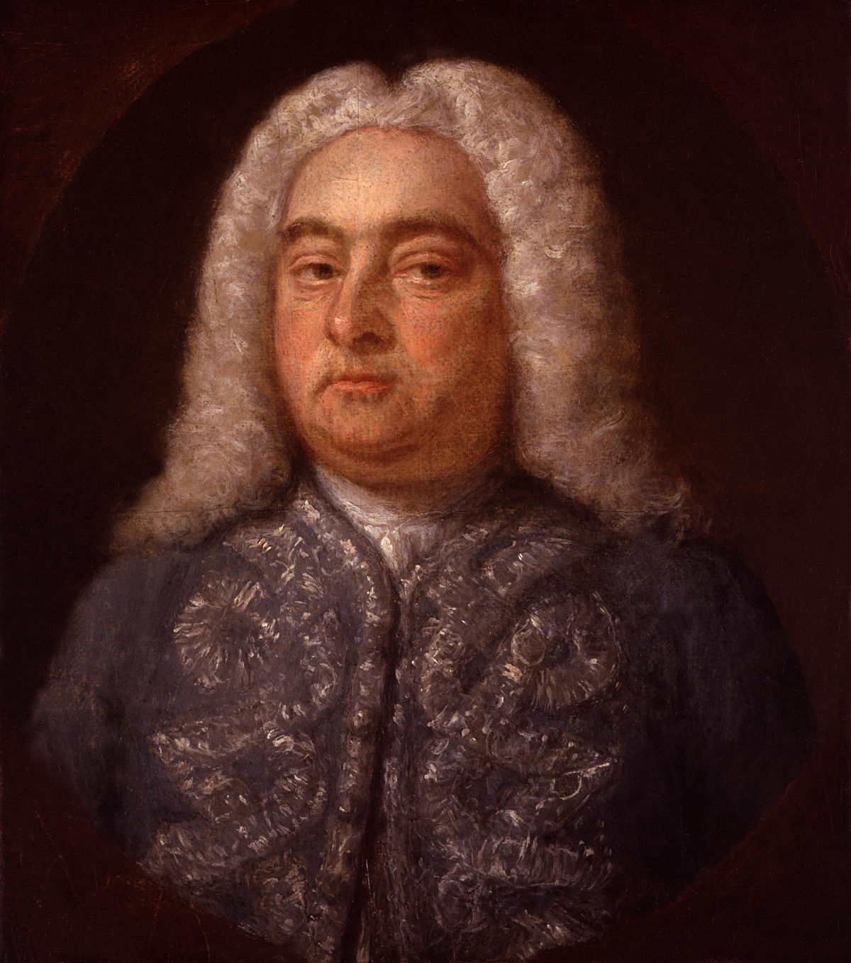 a biography of george frederick handel a famous british compositor Messiah and george frideric handel from 1701-1800 church history timeline the composer's own assessment, more than any other.