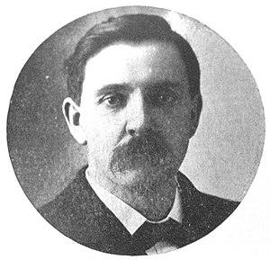 George H. Burnett - Burnett in 1903