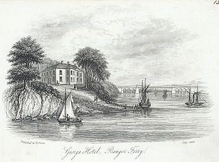 George Hotel, Bangor Ferry