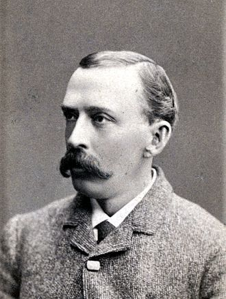 George Kennan (explorer) - George Kennan - photo from 1885