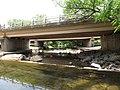 George Mason Drive Four Mile Run bridge 2017.jpg