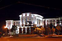 Georgische Technische Universität - 1. Korpus.jpg