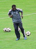 Gerald Asamoah 2005
