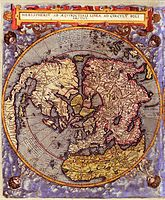 Gerard de Jode 1593 Map Northern hemisphere.jpg