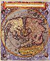 Gerard de Jode 1593 Map Northern hemisphere.jpg