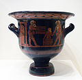 "Getty Villa - Mixing Vessel with a ""Phlyax"" Scene - inv. 96.AE.112.jpg"