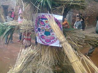 month in Nepal Sambat