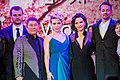 Ghost In The Shell World Premiere Red Carpet- Pilou Asbæk, Kitano Takeshi, Scarlett Johansson, Juliette Binoche, Rupert Sanders & Momoi Kaori (37374311552).jpg