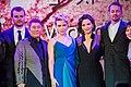 Ghost In The Shell World Premiere Red Carpet- Pilou Asbæk, Kitano Takeshi, Scarlett Johansson, Juliette Binoche, Rupert Sanders & Momoi Kaori (37374311552).jpg