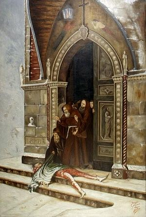 Giacomo Di Chirico - Image: Giacomo Di Chirico, Buoso da Duera (19th century)