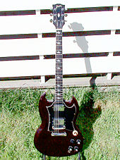 Gibson SG - Wikipedia