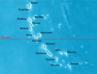 Gilbert Islands - Gilbert Islands