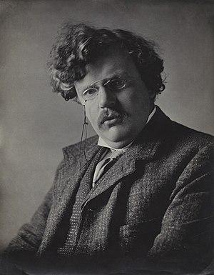 G. K. Chesterton - G. K. Chesterton, by E. H. Mills, 1909
