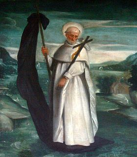 Venturino of Bergamo Italian venerated christian